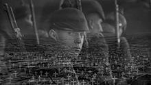MAKE FILMS NOT WAR, Szene aus dem Film IM WESTEN NICHTS NEUES