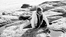 Marie Bäumer spielt Romy Schneider in 3 TAGE IN QUIBERON - zitiert im WDR-Podcast GREEN PRODUCING ALS CHANCE