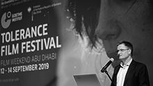 TOLERANCE Film Festival in Abu Dhabi 2019