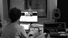 Workshop für Voice-Over-Übersetzungen mit Übungen im Tonstudio