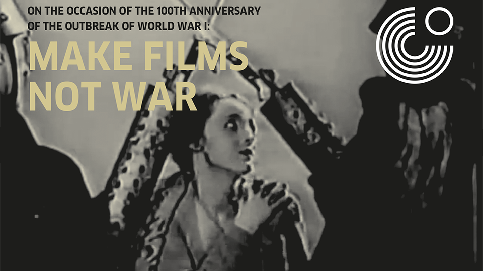 Make Films, Not War - Lecture at the Goethe-Institut Los Angeles
