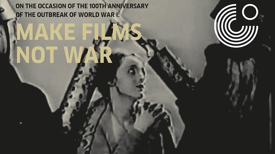 Make Films, Not War - Filmvortrag am Goethe-Institut Los Angeles